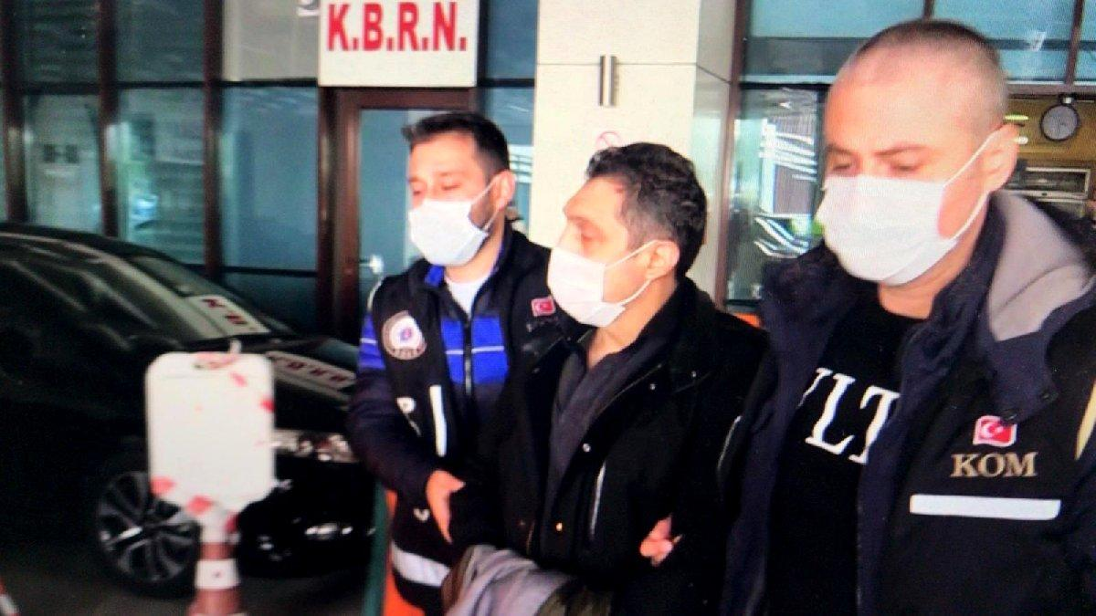 Nejat Daş adli kontrolle serbest bırakıldı