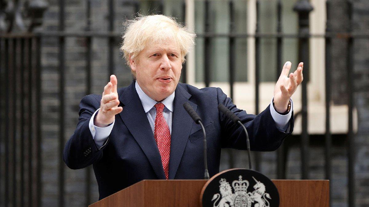 İngiltere'de müjdeyi Boris verdi: Pazartesi başlayacak