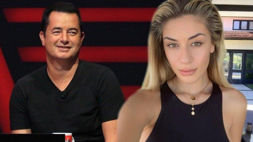 Acun Ilıcalı'nın sevgilisi Ayça Çağla Altunkaya ile yeni fotoğrafları ortaya çıktı