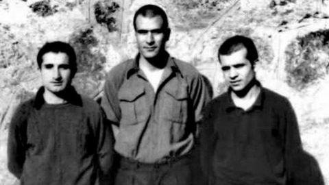 'Üç fidan' idam edilmelerinin 48'inci yılında unutulmadı