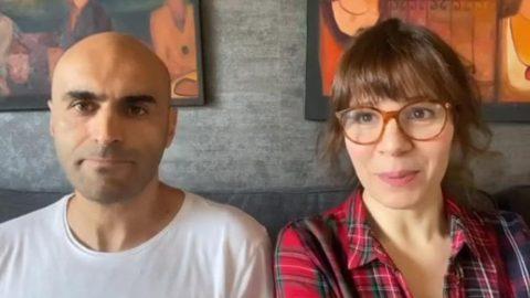 Aylin Kontente ve Alper Kul'dan 'Hangimiz...' paylaşımı