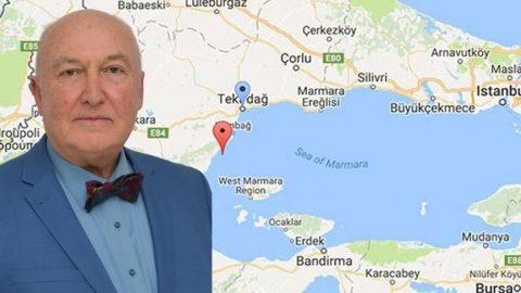 Ahmet Ercan'dan Marmara depremi için kan donduran tahmin