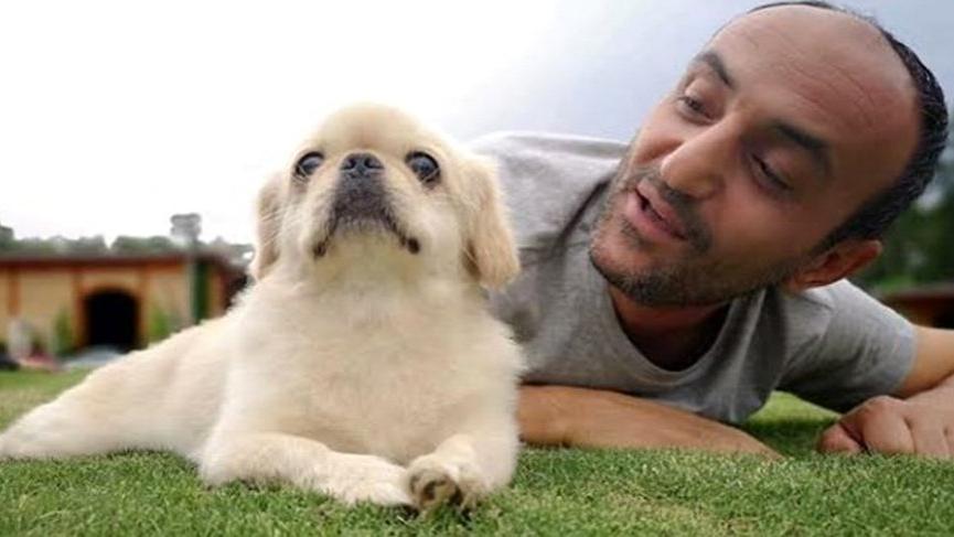 Ersin Korkut'un köpeği Mes'le ilgili merakı...