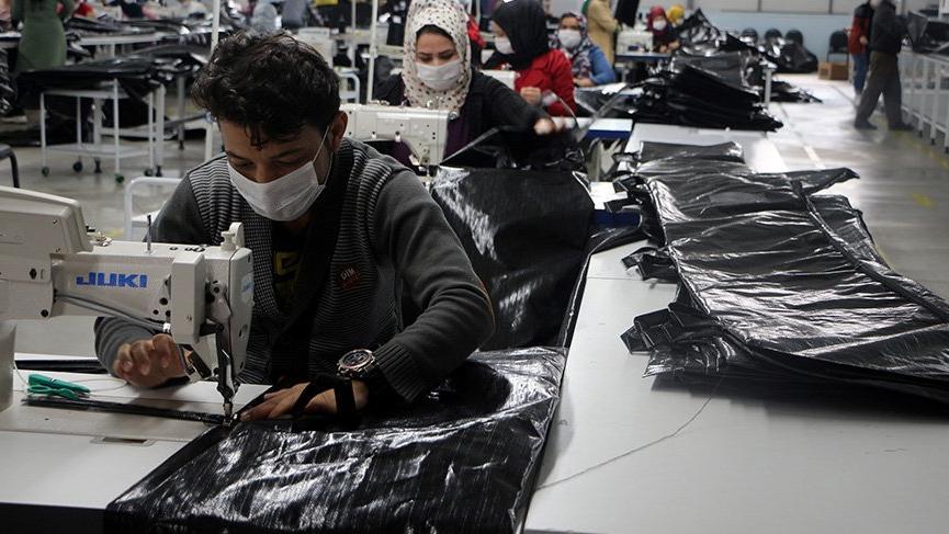 Tokat'tan 3 ülkeye 1 milyon ceset torbası!