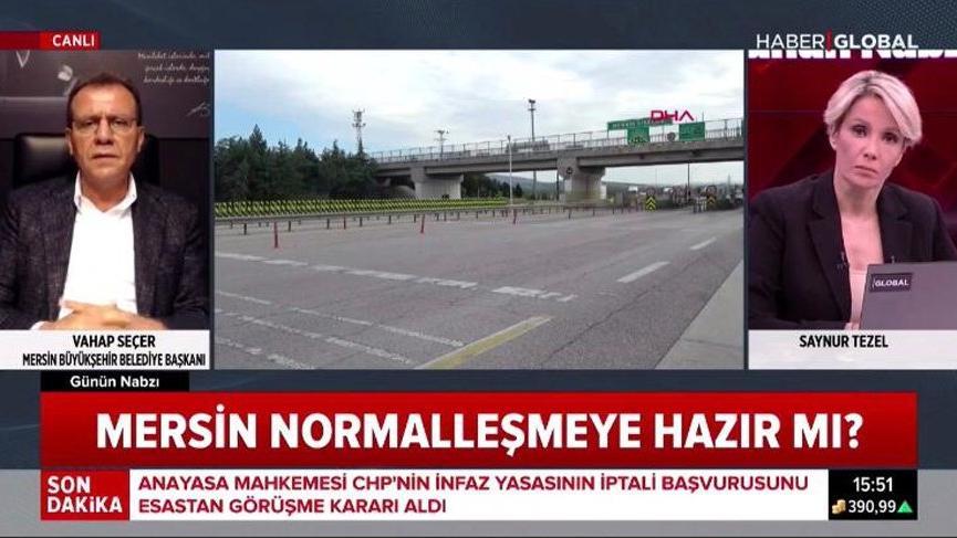 Vahap Seçer: Cumhurbaşkanı Erdoğan'dan henüz yanıt alamadık