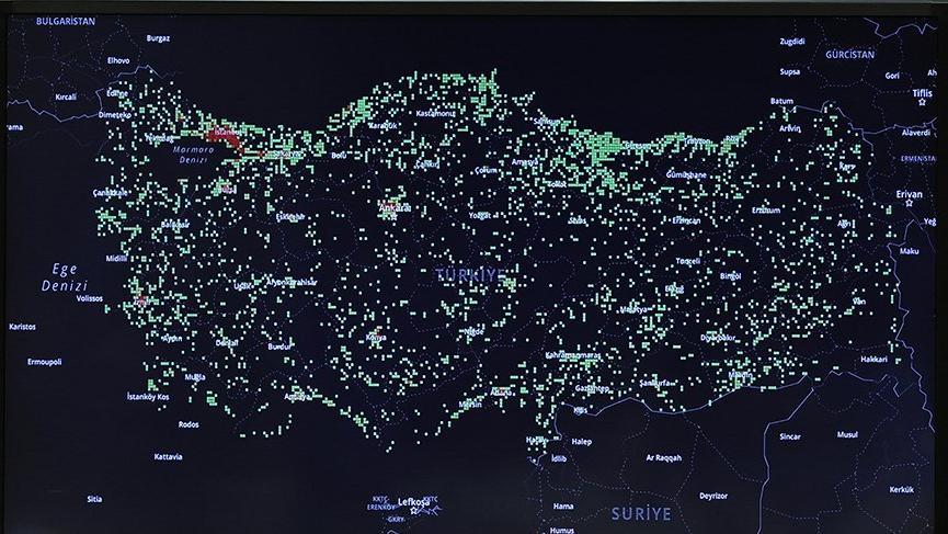Türkiye'deki güncel corona verileri açıklandı! (08.05.2020)