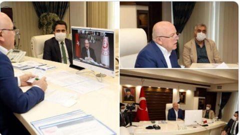 Erzurum'un sorunları sadece iYi Partili vekile sorulmadı