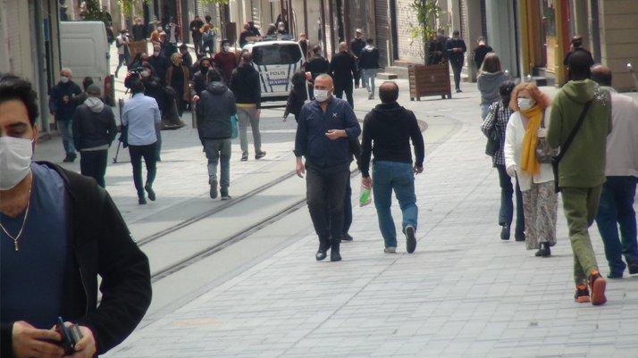 Taksim Meydanı ve İstiklal Caddesi için flaş karar!