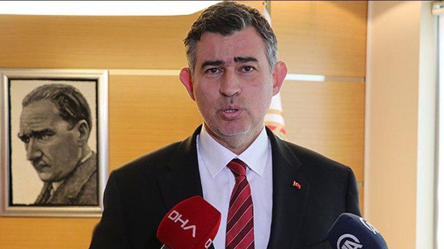 Metin Feyzioğlu'ndan 'alternatif baro' tepkisi: Kabul edilemez!