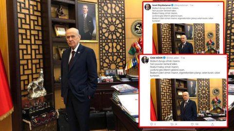 Dikkat çeken hareketlilik... MHP'lilerden sosyal medyada aynı mesaj