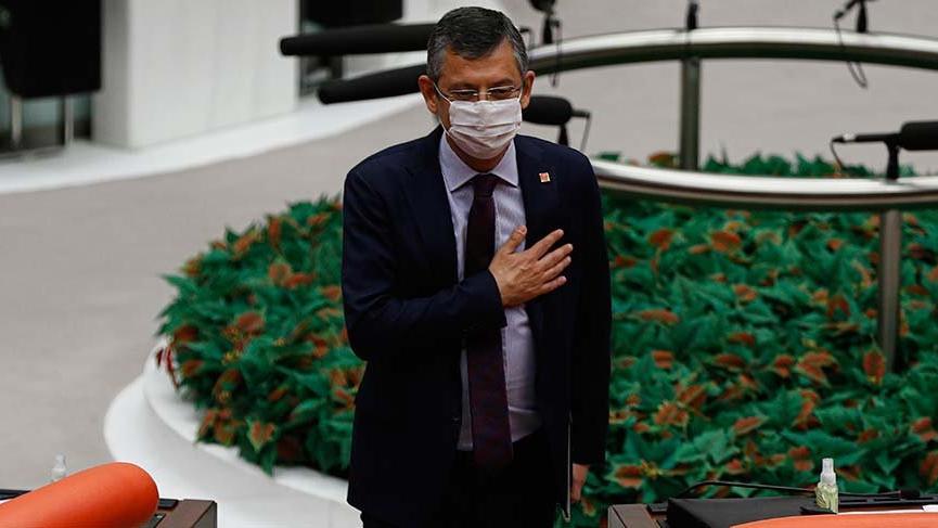 Politika sahnesinin yükselen isimlerinden CHP Grup Başkanvekili Özgür Özel: Siyasete girmeye 3 saatte karar verdim