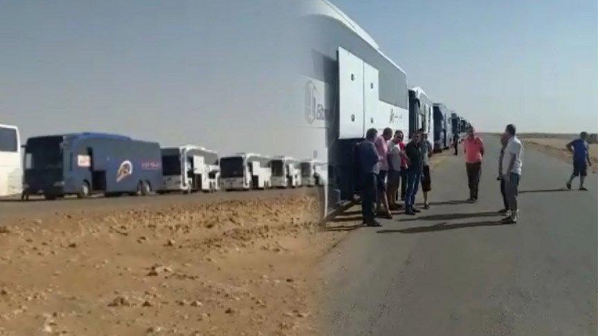 Yemen'de mahsur kalan Türk şoförler yardım eli bekliyor