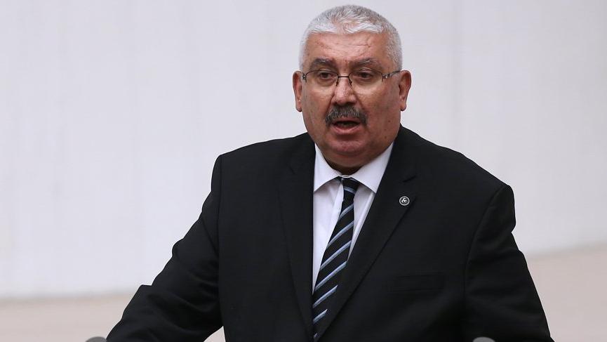 MHP'li Semih Yalçın'dan çarpıcı mesajlar