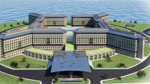 Yat limanı sahasına yapılacak şehir hastanesi tartışma çıkardı