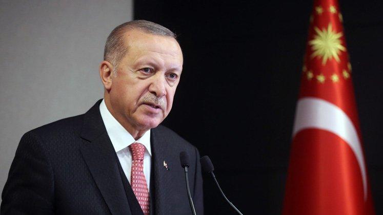 Cumhurbaşkanı Erdoğan'dan 'İstanbul Havalimanı' açıklaması