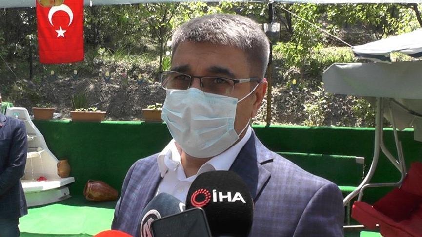 Vali açıkladı: 5 gündür corona virüsü vakası görülmedi!