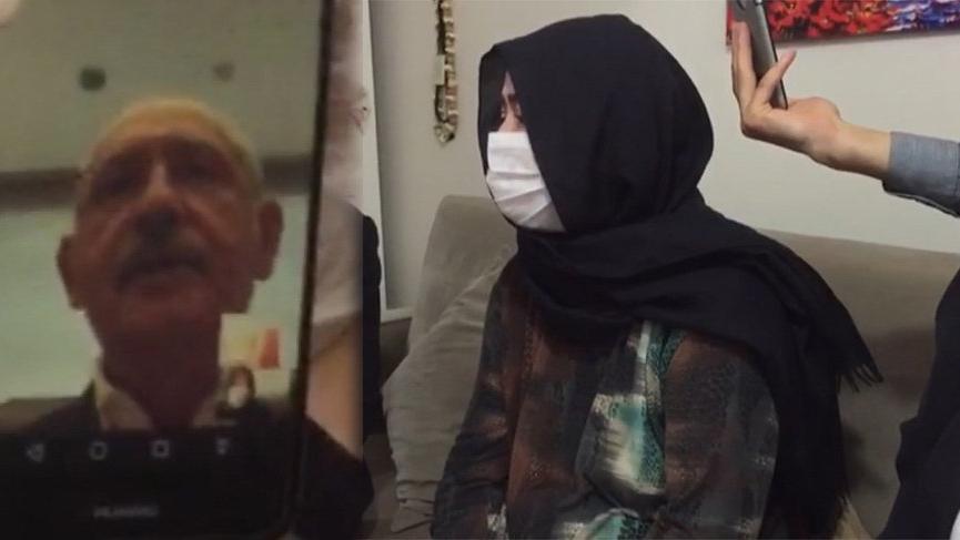 Kılıçdaroğlu ve CHP'liler şehit anneleriyle görüştü
