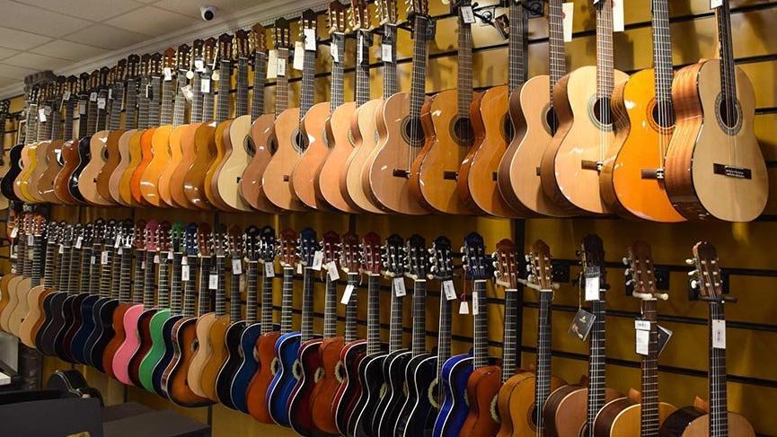 Corona virüsü müzik aleti satışlarını artırdı