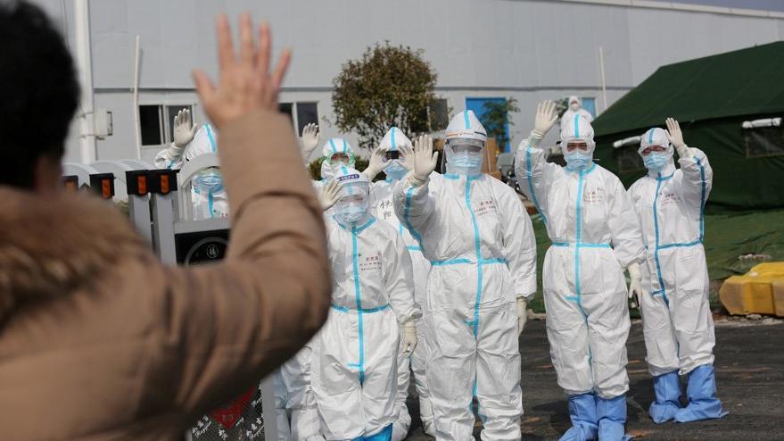 Corona virüsünün çıktığı kentte bir ay sonra kritik gelişme