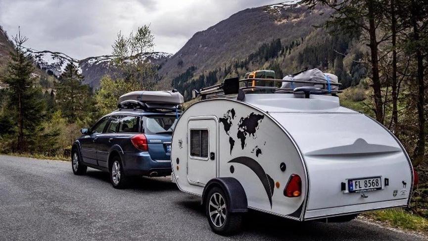 Salgın nedeni ile tatilcilerin yeni gözdesi karavan turizmi - Seyahat  haberleri