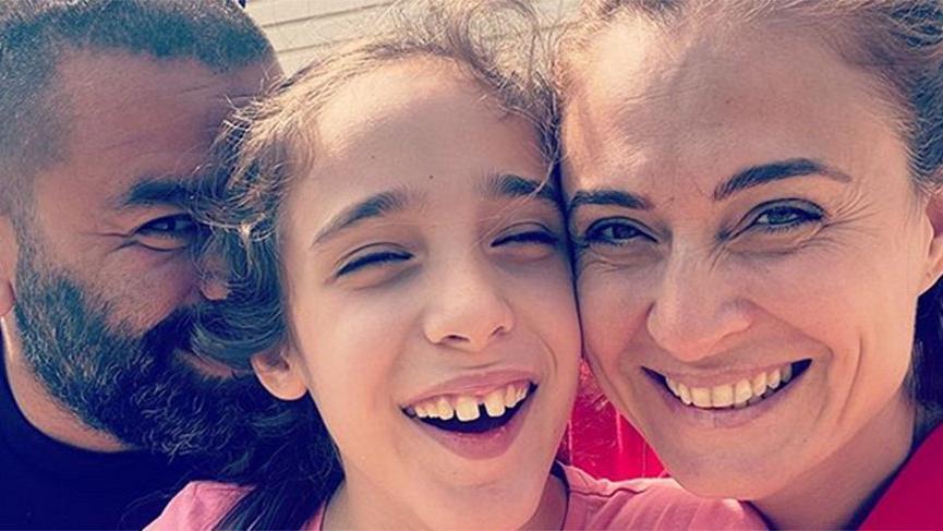 Ceyda Düvenci kızına teşekkür etti