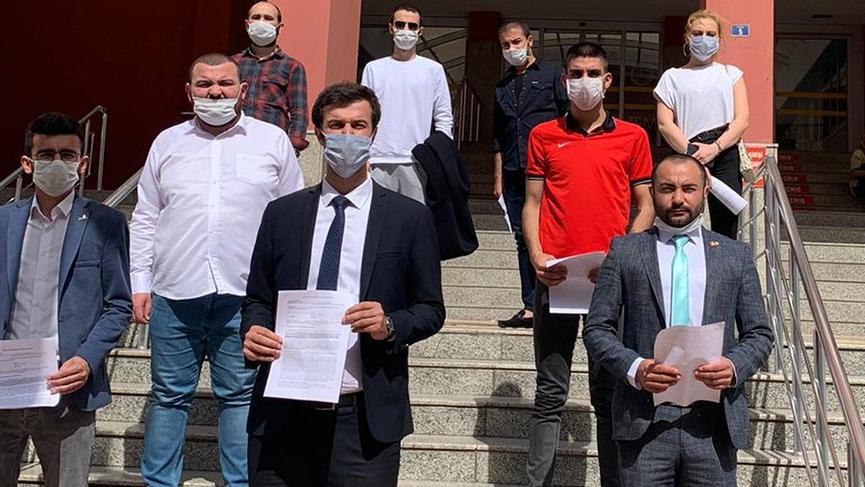 Sevda Noyan hakkında CHP'li gençlerden suç duyurusu