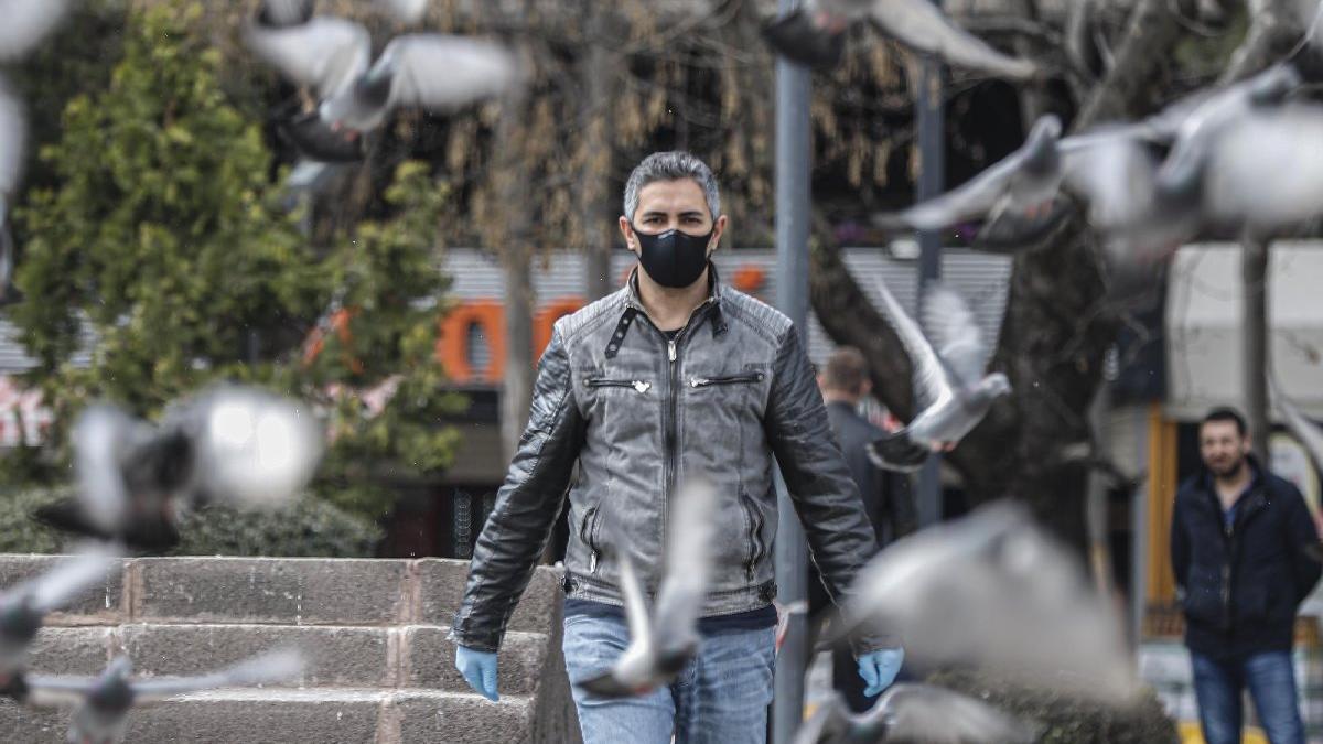 3 ilde daha maskesiz sokağa çıkmak yasaklandı!