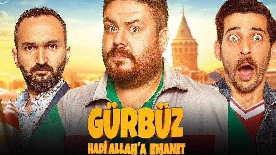 Gürbüz: Hadi Allah'a Emanet filminin oyuncuları ve konusu…