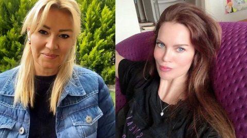 Pınar Altuğ, Şallı'ya yapılan yoruma dayanamadı