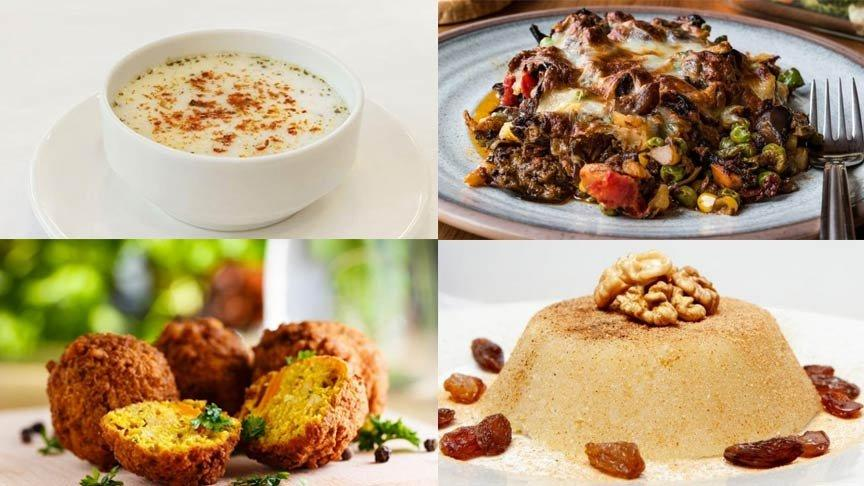 22. iftar menüsü: Bu akşam iftara ne pişirsem? Dünya mutfağından farklı tarifler…