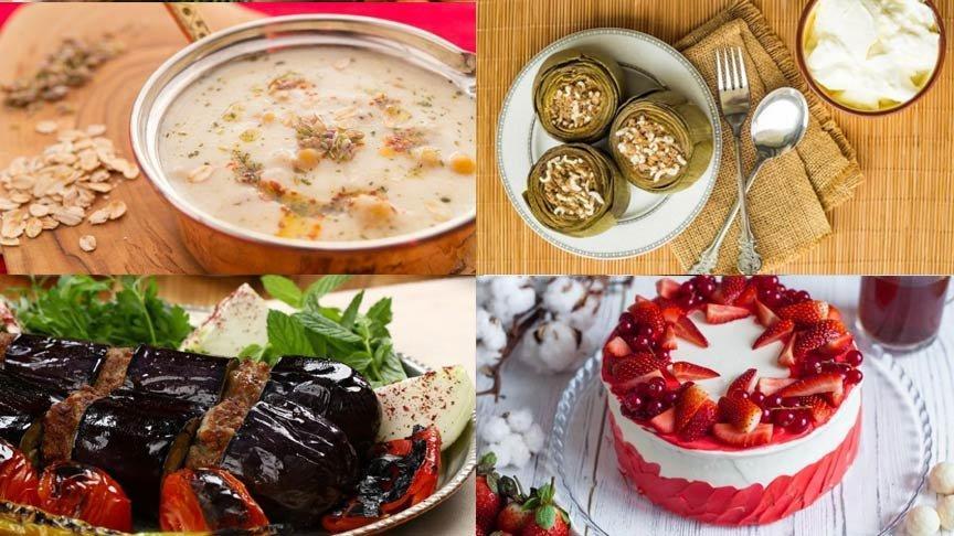 25. gün iftar menüsü: İftarda akşama ne pişirsem?