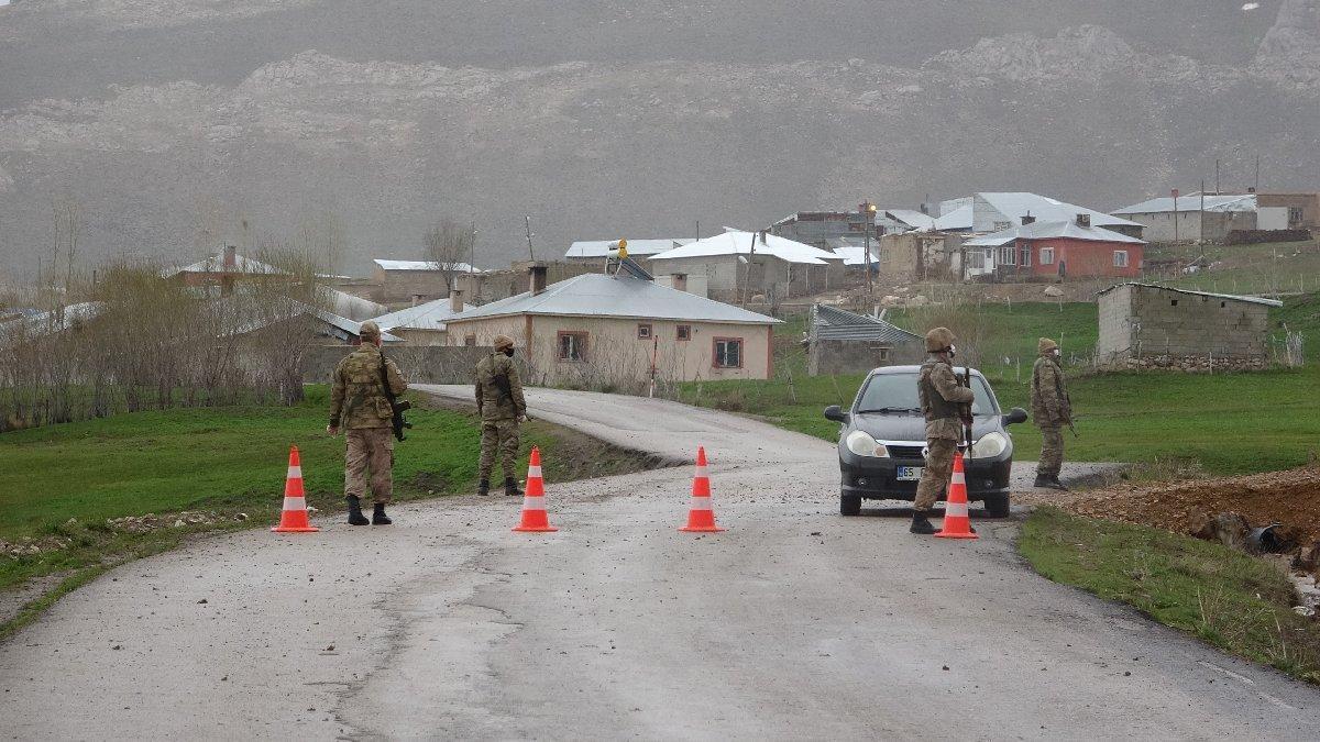 Taziye kurulan mahalledeki vaka sayısı 103 oldu