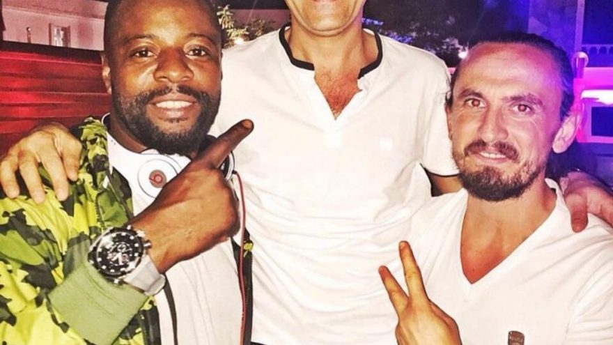 Pascal Nouma'dan Survivor'a veda eden Ersin Korkut için paylaşım