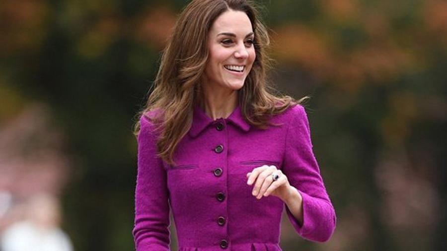 Kate Middleton yeni projesinin detaylarını paylaştı
