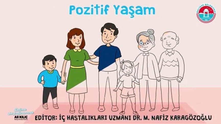 Maltepe Belediyesi'nden 'Yaşamı Pozitif Kılalım' çağrısı