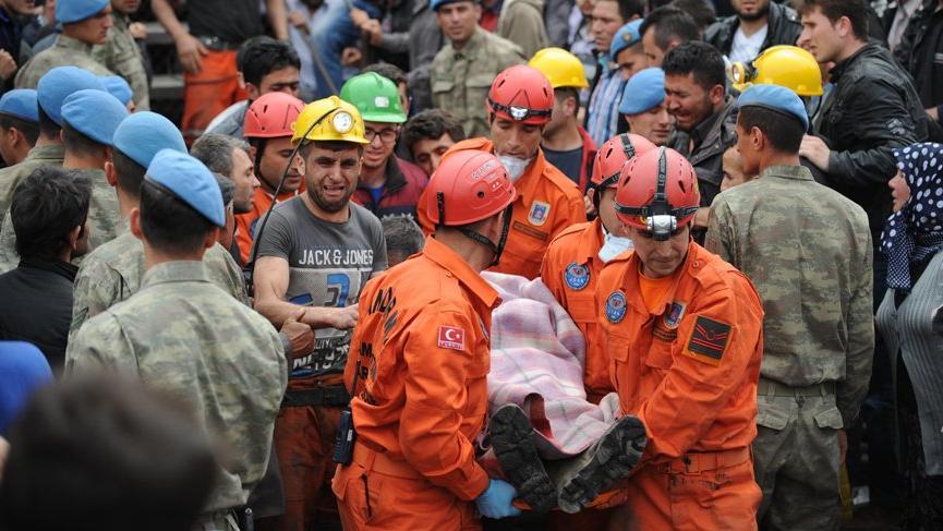 Türkiye'nin yüreğini yakan Soma faciasının üzerinden 6 yıl geçti
