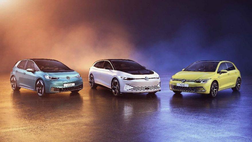 Volkswagen'e 5 ödül birden!