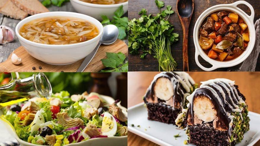 27. gün iftar menüsü: Bugün iftarda ne pişirsem?