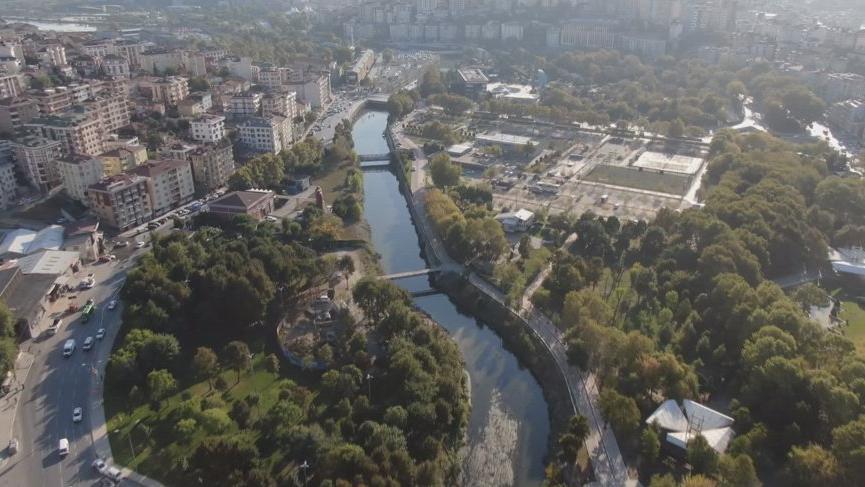 İstanbul'un atık sularında corona virüsü taraması