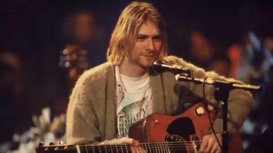 Kurt Cobain'in gitarı açık artırmada 1 milyon dolara satılacak