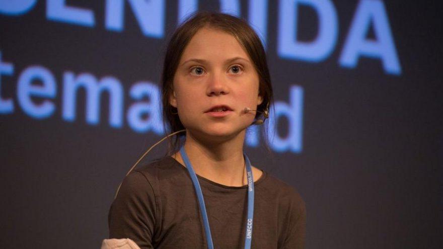 İklim aktivisti Greta Thunberg, Pearl Jam'in 'Retrograde' şarkısının klibinde falcı oldu