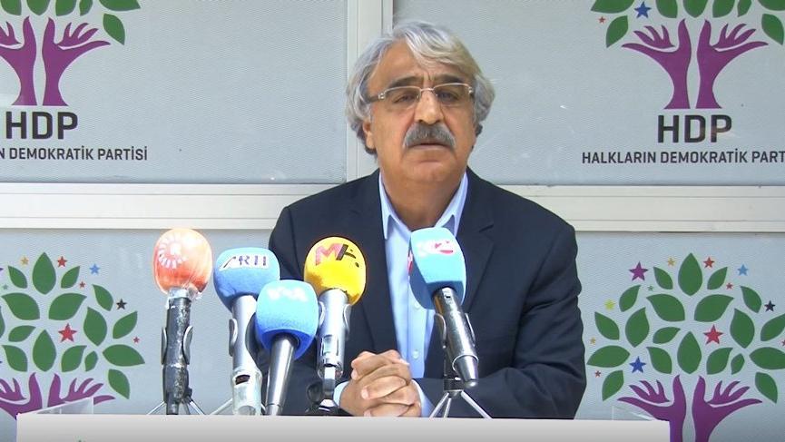 HDP'li Sancar'dan kayyum tepkisi: Bu bir darbedir