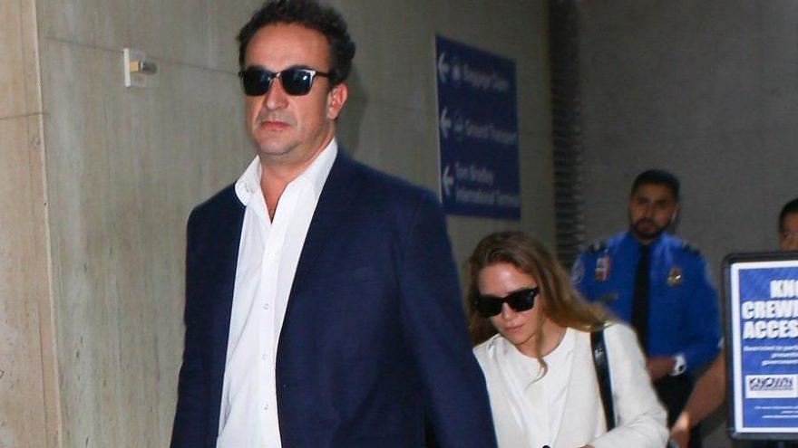 Mary-Kate Olsen ve Pierre Olivier Sarkozy corona virüsü nedeniyle boşanamıyor