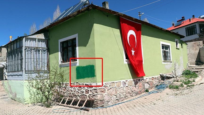 Terör örgütü PKK, Şehit Demir'i Vefa grubunda yer aldığı için tehdit etmiş