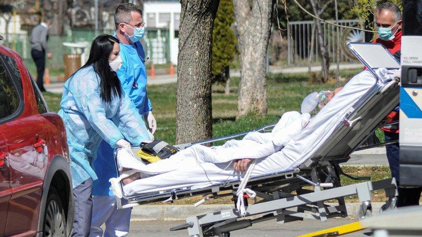 Fransa Sağlık Bakanlığı duyurdu: Bugün 96 kişi daha öldü