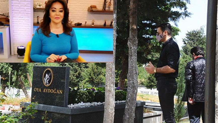 Oya Aydoğan mezarı başında anıldı