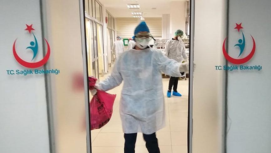 Taziye evine gelen 12 kişide corona virüsü çıktı!