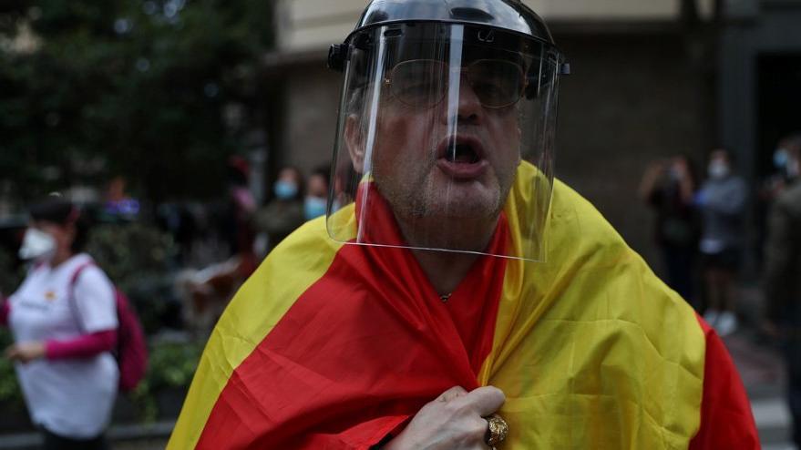 İspanya'da corona sonunda çift haneye düştü