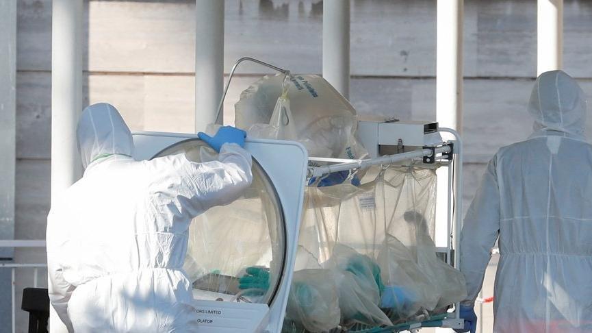 İtalya'da coronadan kaynaklı ölü ve vaka sayısı açıklandı