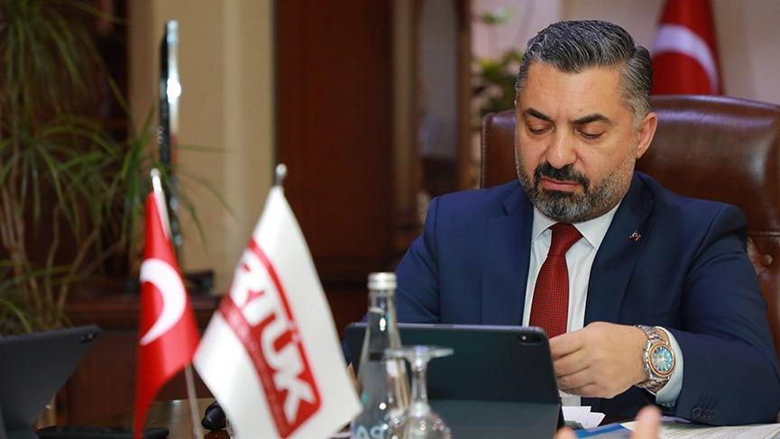Aytun Çıray: RTÜK Başkanı Şahin'i derhal istifaya, savcıları göreve davet ediyorum